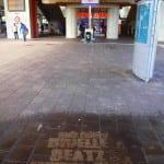 duurzame straatreclame spijkenisse