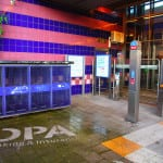 dpa banking & insurance green graffiti