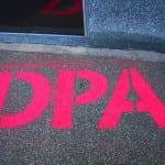 krijt graffiti dpa