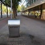 prullenbak reverse graffiti