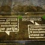 woonbeurs tilburgwoon reverse graffiti