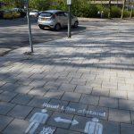 Gemeente Schiedam_Corona_krijtgraffiti